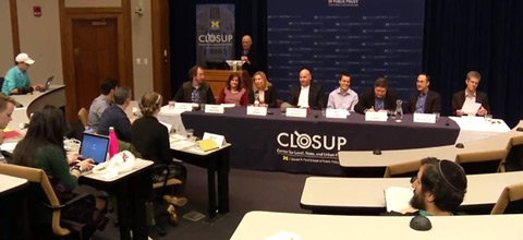 Link to:2016 Ann Arbor City Council candidate debate