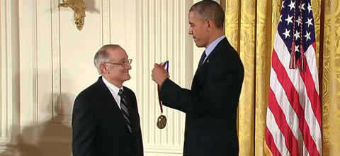 Link to:Robert Axelrod awarded the National Medal of Science