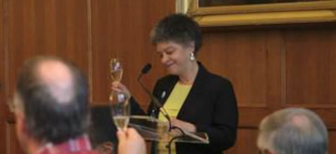Link to:Dean Susan Collins: A Toast to the Next Century #fordschool100