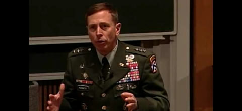 Link to:David Petraeus: Observations from soldiering in Iraq