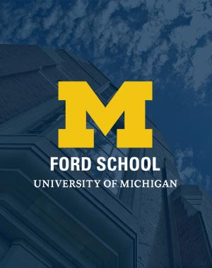 Ford School logo