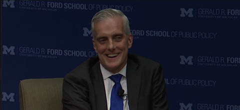 Link to:Denis McDonough: New frontiers - Labor, immigration, and foreign policy