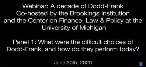 Link to:A decade of Dodd-Frank - Part 2