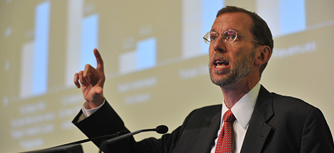 Link to:Doug Elmendorf: Choices for federal spending and taxes