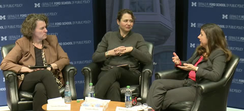Link to:What female economists learned bringing research to White House policy making