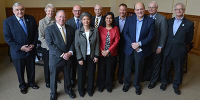 Ford School Committee members
