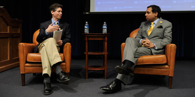 Avik Roy and Jonathan Cohn