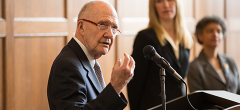 Link to:Ford Legacy: Brent Scowcroft