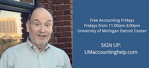 Link to:Free Accounting Fridays