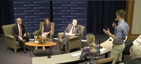 Link to:Stephen Hadley, Daniel Fried and Liz Schrayer: Diplomacy in a New Transatlantic Era