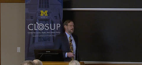 Link to:Dr. Karl Hausker: Getting to net-zero - Climate challenges and solutions
