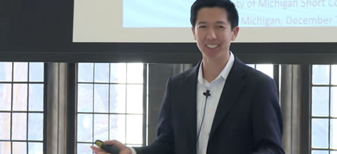 Link to:Andrew Ho: Psychometrics mini course - Part 1