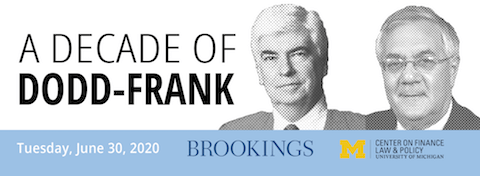 Link to:A Decade of Dodd-Frank