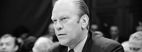 Link to:Gerald R. Ford: A Test of Character film screening and discussion
