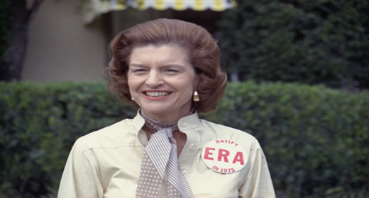 The Ford School mourns Mrs. Betty Ford (1918 - 2011) image