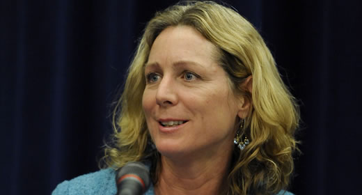 State Representative Gretchen Driskell (D-Saline)