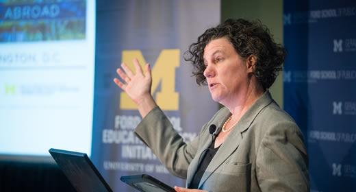 Susan Dynarski testifies on student loans before U S  Senate