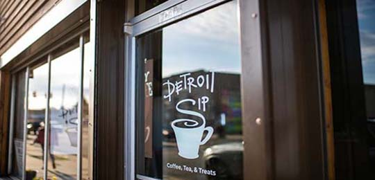 Detroit Sip small business
