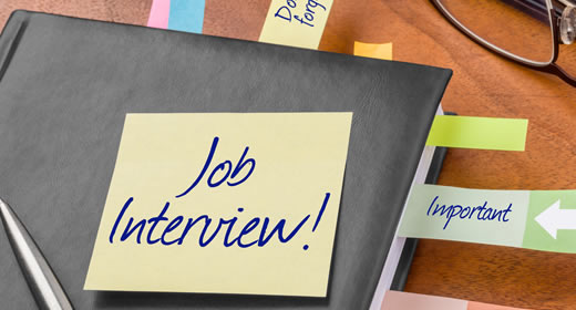 Mock Interview March offers students low-stakes interview