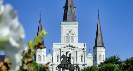 Brick by brick: building momentum in New Orleans image