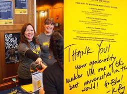 The second annual Student Day of Thanks – Hail Yeah! image