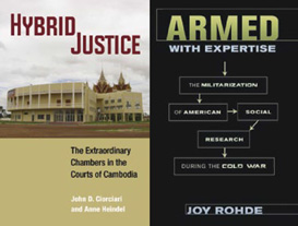 Cover of Hybrid Justice and Armed with Expertise