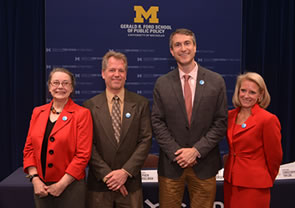 CLOSUP hosts Ann Arbor mayoral candidates image