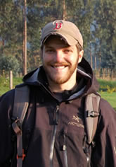 Curtiss Lusher wins Outstanding Graduate Student Instructor Award image