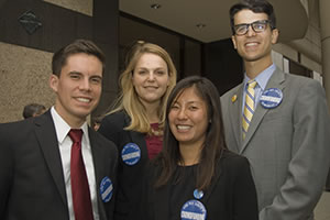 Ford students testify in Lansing on equity crowdfunding legislation image