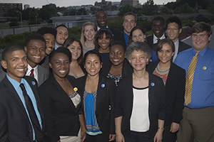 A Ford School tradition and a glimpse at the future of public policy: PPIA 2013 Summer Institute image
