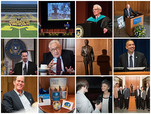 Photos, video from Ford Centennial celebrations image