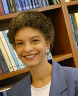 Susan M. Collins speaks at Columbia conference on labor and development image