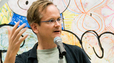 """How money corrupts Congress,"" a lecture by Lawrence Lessig image"