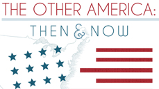 """The National Poverty Center presents """"The Other America: Then and Now-One nation, (in)divisible"""" image"""