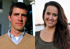 Ford School names DeLeeuw and McIntyre as its third annual Bohnett Public Service Fellows  image