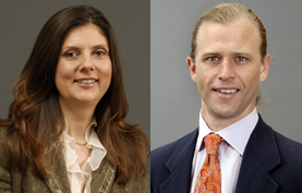 """""""Lovenomics"""" power couple joins Ford School faculty  image"""