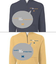 New Ford School spirit store item available for online purchase image