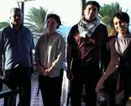 Susan E. Waltz monitored Tunisian vote image