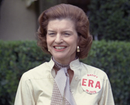 Mrs. Betty Ford mourned, celebrated image