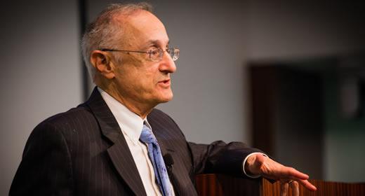 Robert Axelrod receives 2011 Charles E. Merriam Award