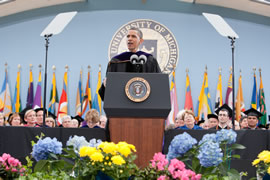 2010 Commencement, by the numbers image