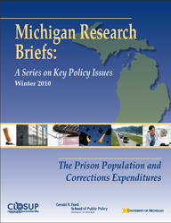 CLOSUP publishes brief on prison, corrections expenditures image