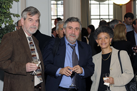 Academic conference, Krugman lecture celebrate Alan Deardorff's career image