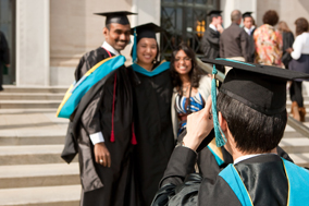 Ford School celebrates achievements of graduating students at 2009 Commencement image