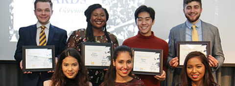 Link to:Ford School BA students win MLK Spirit Awards for inclusivity and social justice work
