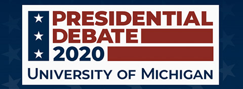 Link to:University of Michigan selected to host Presidential Debate in 2020