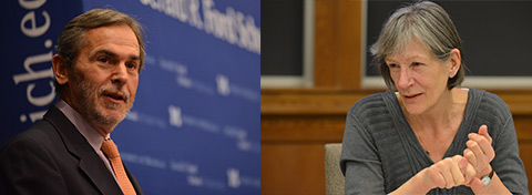 Link to:Ambassador Richard Boucher and Margo Picken to teach two new public policy courses