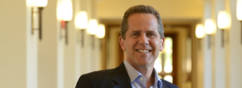Link to:Michael S. Barr named dean of U-M's Gerald R. Ford School of Public Policy