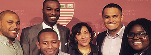 Link to:Ford students engage with leaders of color at Harvard's annual Black Policy Conference