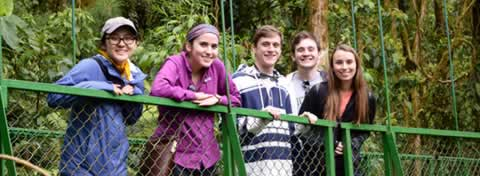 Link to:Thinking globally: BA seminar trip to Costa Rica